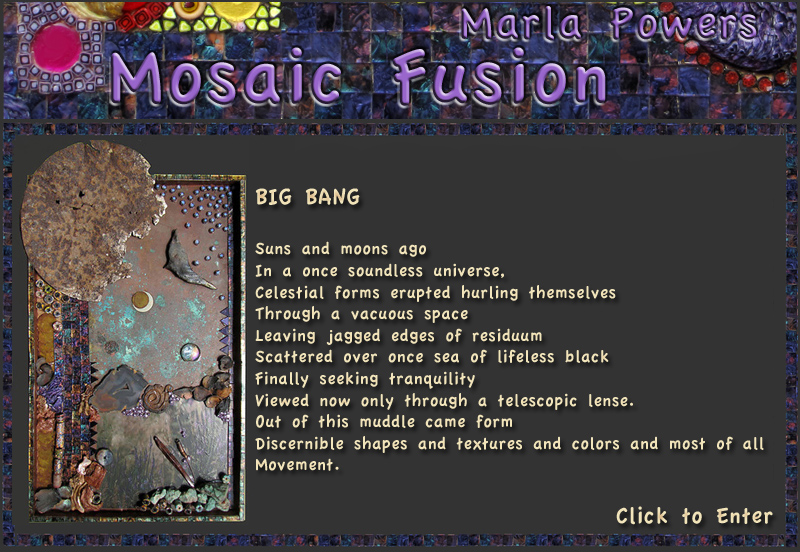 Marla Powers, Mosaic Fusion